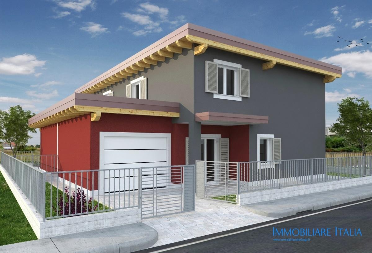 Vendita villa zevio ville e porzioni di bifamiliari for Costo per costruire un garage a 2 piani
