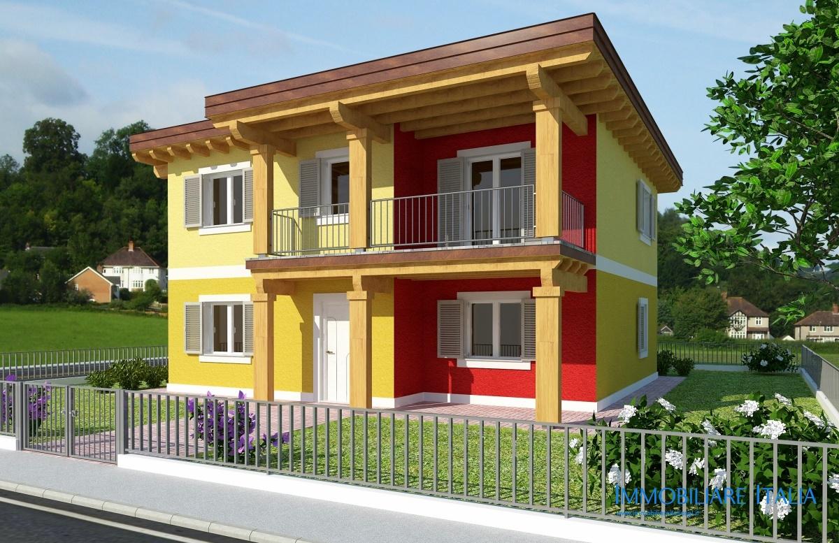 Vendita villa zevio ville e porzioni di bifamiliari for Ville bifamiliari moderne